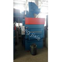 China Automatic Shot Blasting Machine , Portable Shot Blasting Equipment on sale