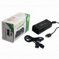 Quality AC Adapter Power Supply for Microsoft Xbox 360 Slim and Game Accessory for sale