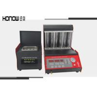 Buy cheap Auto Fuel Injector Diagnostice Machine With Sperated Ultrasonic Cleaner 6C from wholesalers