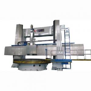 Quality CNC double column vertical turret lathe for sale