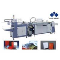 Buy cheap Notebook Cover Making Machine from wholesalers