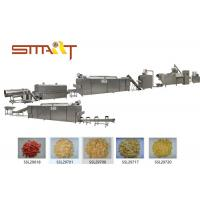 Quality Efficient Corn Flakes Production Line With Auto Temperature Controlling System for sale