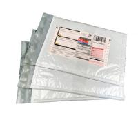 China PE Material Co - Extruded Poly Bubble Mailers Strong Glue With Label Plastic Pocket on sale