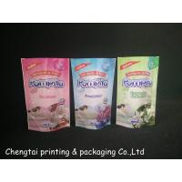 11* 17.5 Cm Stand Up Bags And Pouches Packing Liquid Detergent / Washing Powder