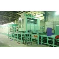 China High Efficiency Egg Tray Moulding Machine With Servo Control And Wet Press System on sale