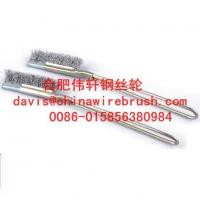 China Stainless Steel Scratch Knife Brushes on sale