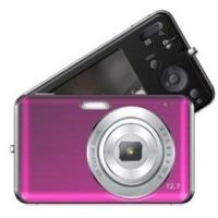 Quality 100 - 400 Zoom 12.0 Mega Pixel 5 inch CMOS 2.7'' TFT Screen Rugged Compact Digital Camera for sale