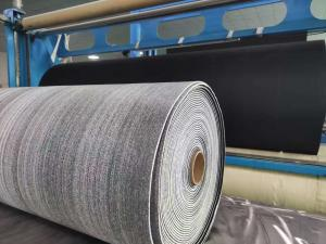 Quality Mixed Color Needle Punching Nonwoven Fabrics Highly Hydrophilic Absorbent for sale