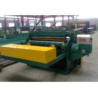 Quality Automatic Building Steel Wire Mesh Welding Machine 1200W for sale