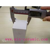 Buy cheap 95% alumina brick lining og ball mill 150 x 45/50 x 50 mm from wholesalers