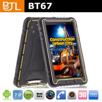 Quality BATL BT67 IP67 7inch Display - HD rugged in-vehicle tablet pc with OTG function for sale