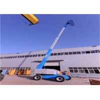 Quality Windproof Stable Straight Boom Lift  5400×2100×3100 Mm Size For Civil Engineering for sale