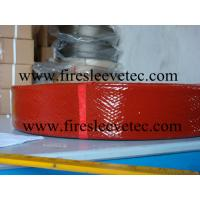 Quality silicone fiberglass thermal sleeve for sale