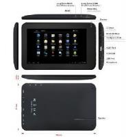 Quality Boxchip A10 7 Inch Tablet PC Capacitive Tablet PC Android 4.0 Tablet PC for sale