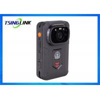 Quality Megapixel IR 4G Body Worn Camera Audio Video Recorder 32G Memory Storage Battery for sale