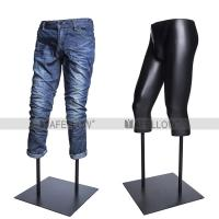 Quality New design best selling invisible male pant mannequin for display or sale for sale
