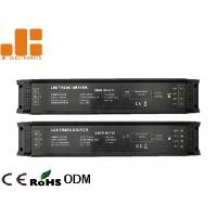 Quality High Power Black Triac Phase Control Dimmer With AC100V - 240V Input for sale