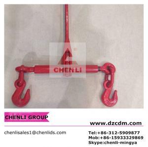 Quality 5/16-3/8'' Ratchet Load Binder,chain binder for sale