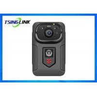 Quality Phone Remotely Surveillance Security Body Camera GPS Audio Talkback Law Enforcement Body Camera for sale