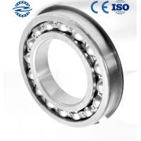 China Large Size Deep Groove Chrome Steel Ball Bearing 6222 Oil Lubrication on sale