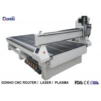 MDF Cutting 3 Axis CNC Router Engraver With Square Spindle Vacuum Table for sale
