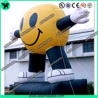 Quality Event Inflatable Smile Face, Advertising Inflatable Pacman,Event Inflatable Balloon for sale