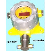 Quality fixed pipeline combustible gas(LPG) detection monitor transmitter with value display for sale
