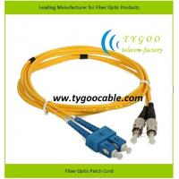 Buy cheap Fiber Optic Patch Cord (SC/PC-FC/PC-SM-DX-3.0-1M) from wholesalers