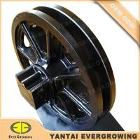 China Undercarriage Replacement Part Guide Idler Wheel Roller for Hitachi KH125 Construction Heavy Equipment on sale