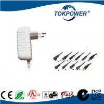 Quality White Power Adapter 5V 12V 12W for sale