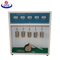 Quality Adhesion Tester Tape Retention Test Machine / Gummed Tape Lasting Adhesion Tester for sale