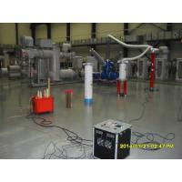 Quality Portable AC Resonant Test System For 132KV GIS Test With 60 Mints Duty Cycle for sale