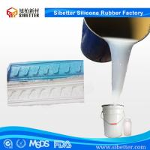 Quality Artificial Stone Veneer Mold Making RV2 Liquid Silicone Rubber for sale