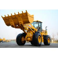 Quality DEUTZ Engine Heavy Earth Moving Machinery /  5 Ton Wheel Loader for sale