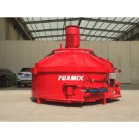 Quality Planetary Industrial Concrete Mixer Steel Material 30kw Mixing Power for sale
