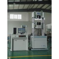 Buy HUT-1000 Hydraulic Servo Universal Testing Machine, Mechanical test, Round & flat specimen at wholesale prices