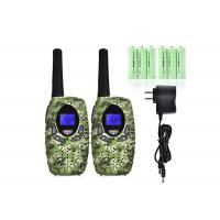 Quality Handheld 8-22 Channels UHF Two Way Radios With Low Battery Alert Function for sale