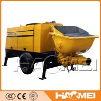 Quality Ready used concrete pump HBT80S1813-110 For Sale for sale