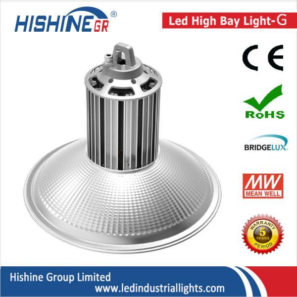 IP44 Garage Ceiling High Bay LED Light Retrofit 120 Beam