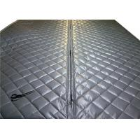 Quality Noise absorption and insulation PP plus PET materials Temporary Noise Barriers Manufactuer for sale