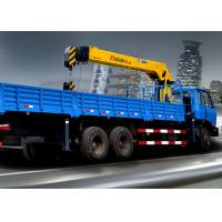 Quality Comfortable 10 Tons Cargo Knuckle Boom Crane Equip With Disc Brake for sale