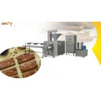 Quality Fully-Automatic Small Size Dates Bar Extruder/Protein Bar Making Machine for sale