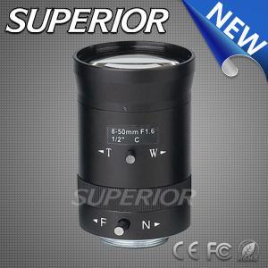 Quality 8-50mm Mega Pixel IR CCTV Camera Lens (SP0850MMP) for sale