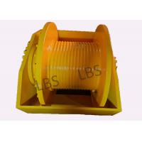 China LBS Brand Hydraulic Hoist And Winch 15 Ton With High working Performance on sale