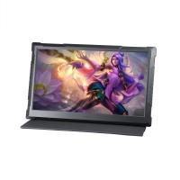 Quality Compact StructureTravel PS4 Portable Monitor With Type C Video And Data Transmission for sale