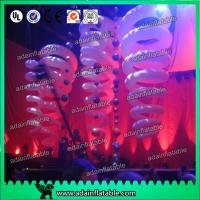 Quality Wedding/Events/Party/Club/Stage/Decoration White Hanging Inflatable Tentacle for sale