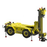 76 - 165mm Dia Underground Down The Hole Drill Rig Load - Sensing Hydraulic System