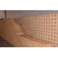 Quality Shaped Dry Pressed Kiln Refractory Fire Bricks Insulating Fireclay Block for sale