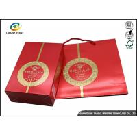 Quality Customized Printed Paper Wine Packing Gift Box Wholesale Paper Wine Boxes for sale