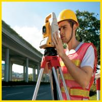 "Buy cheap 2"" accuracy widely used engineering use total station for sale from Wholesalers"